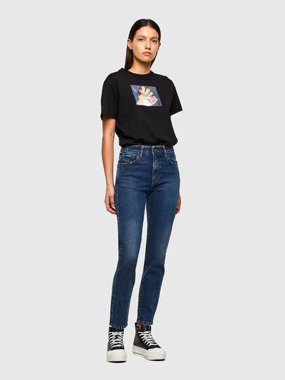 Diesel - D-Joy 009NV, Blu Scuro - Jeans - Image 5