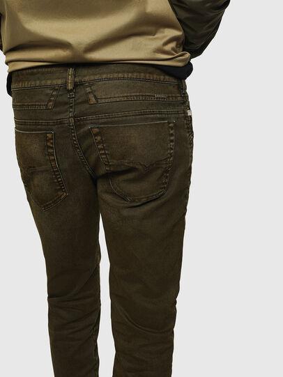 Diesel - D-Bazer 0091T, Verde Militare - Jeans - Image 3