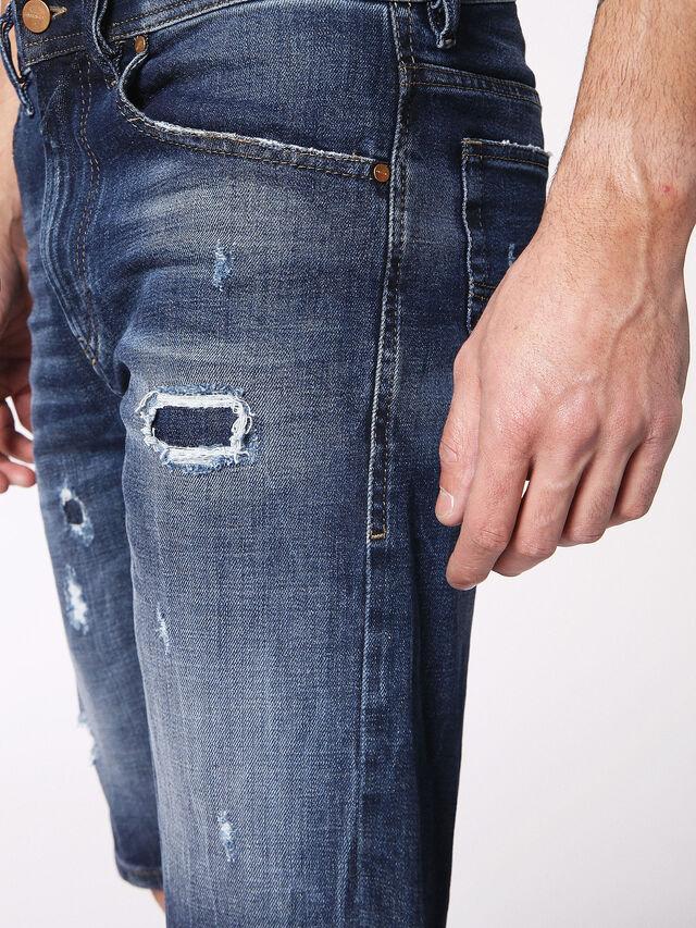 Diesel - THOSHORT, Blu Jeans - Shorts - Image 7