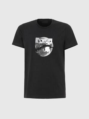 T-INO, Nero - T-Shirts