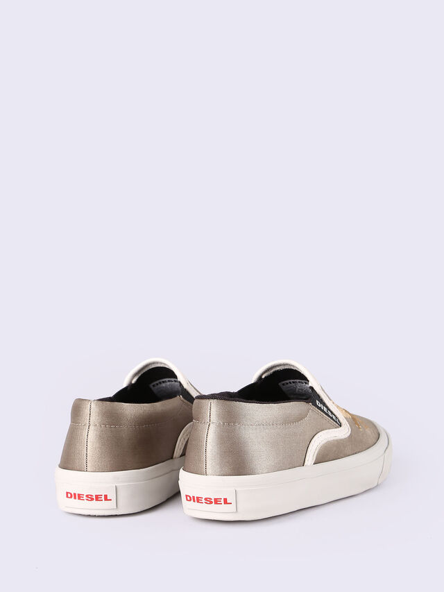 SLIP ON 20 EAGLE-ROS, Oro/Bianco