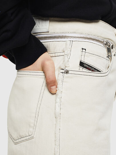 Diesel - Widee 009BD, Bianco - Jeans - Image 3