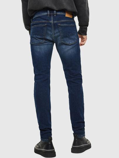 Diesel - Sleenker 086AJ, Blu medio - Jeans - Image 2