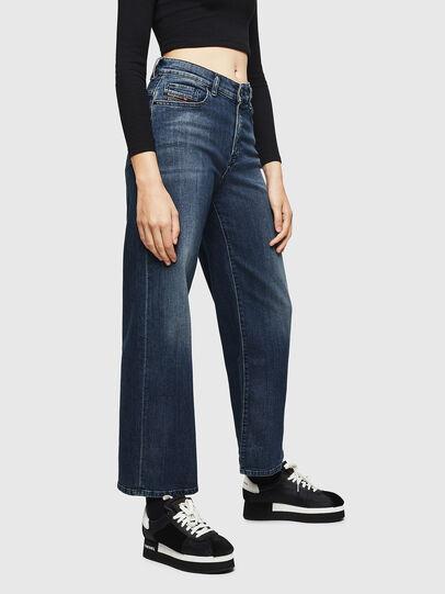 Diesel - Widee 0092H, Blu Scuro - Jeans - Image 5