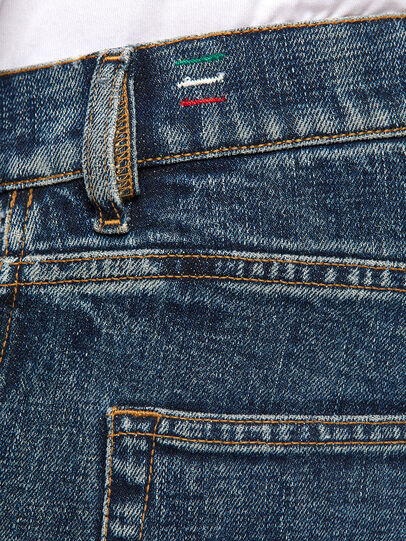 Diesel - D-Strukt 009AR, Blu medio - Jeans - Image 5