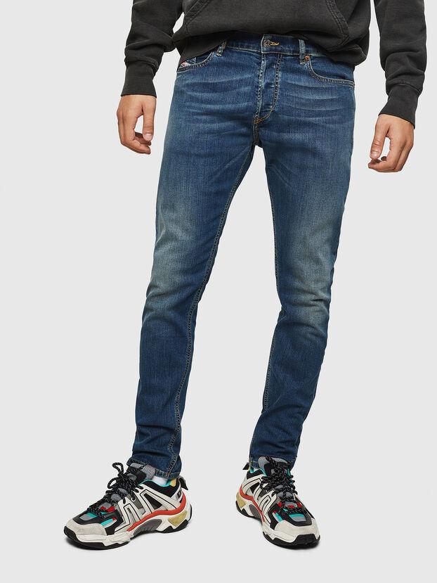 Tepphar 083AA, Blu medio - Jeans