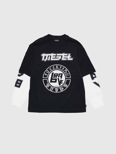 Diesel - TSOUND OVER,  - T-shirts e Tops - Image 1