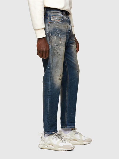 Diesel - D-Vider 009NH, Blu medio - Jeans - Image 5