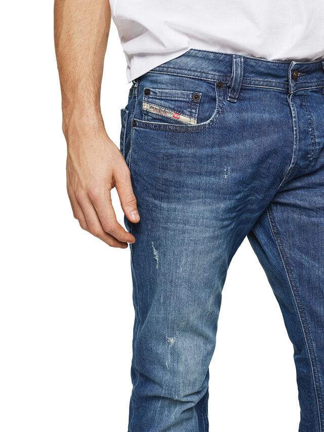 Diesel - Zatiny C84KY, Blu medio - Jeans - Image 3