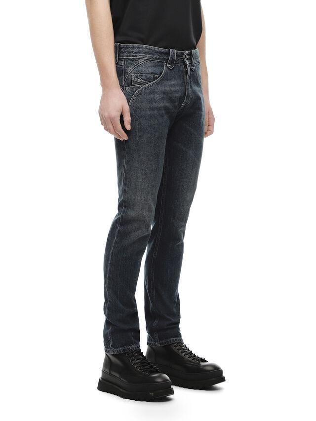 Diesel - TYPE-2905, Blu Scuro - Jeans - Image 3