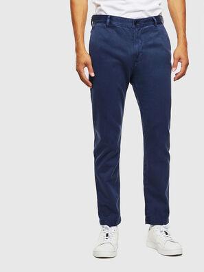 P-JARED, Blu - Pantaloni