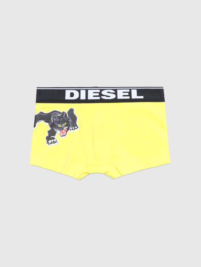 Diesel - UMBX-UDAMIENTHREEPAC, Verde/Grigio - Underwear - Image 3