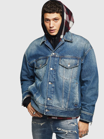 Diesel - D-LORY,  - Giacche in denim - Image 1