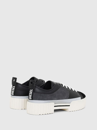 Diesel - S-MERLEY LOW, Nero - Sneakers - Image 3