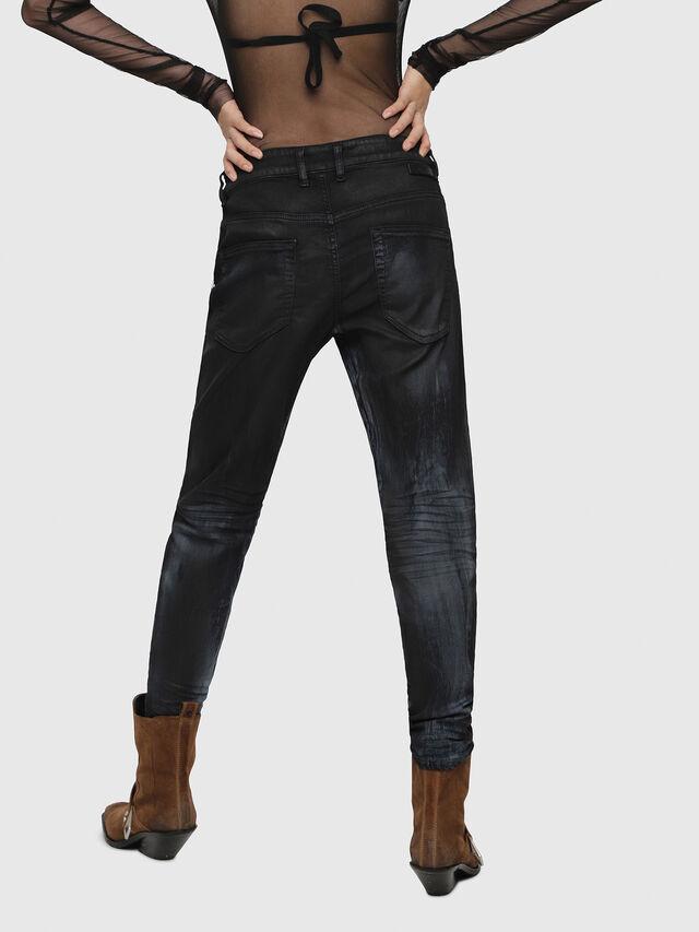 Diesel - D-Eifault JoggJeans 086AZ, Blu Scuro - Jeans - Image 2