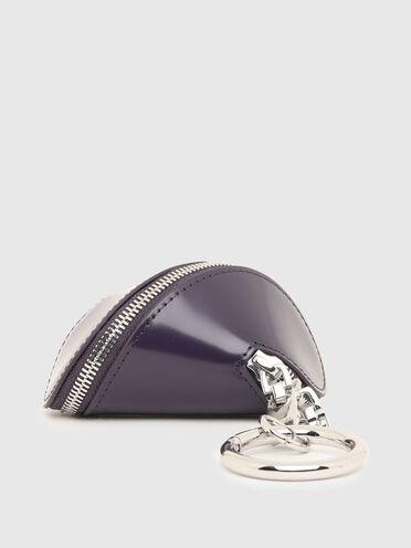 Charm per borsa in pelle lucida