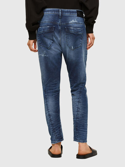 Diesel - Fayza JoggJeans® 0096M, Blu Scuro - Jeans - Image 2