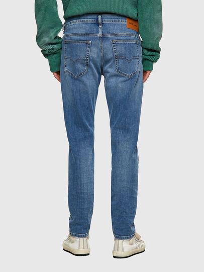 Diesel - D-Yennox 009EK, Blu Chiaro - Jeans - Image 2