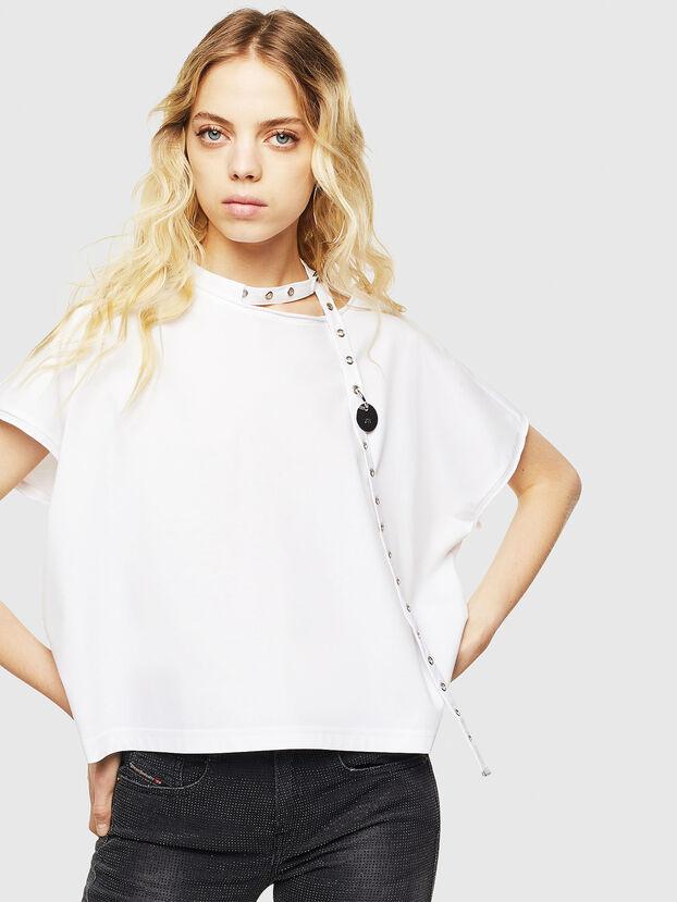 T-JALA, Bianco - T-Shirts