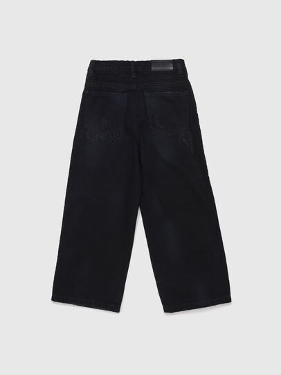 Diesel - WIDEE-J-SP, Nero - Jeans - Image 2