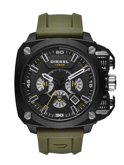 Diesel - DZ7369, Verde - Orologi - Image 1