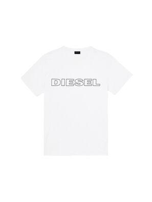 UMLT-JAKE, Bianco - T-Shirts