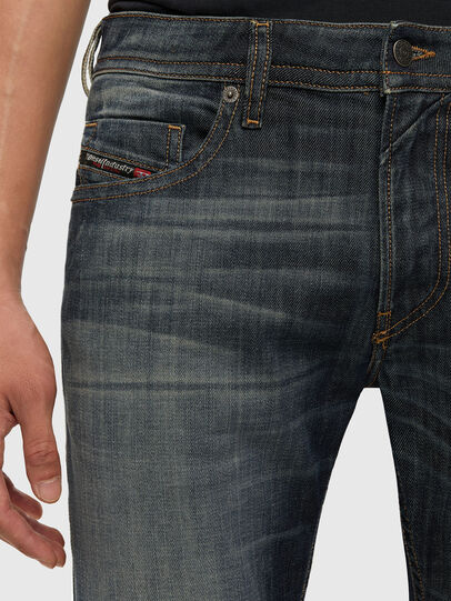 Diesel - Thommer 009EP, Blu Scuro - Jeans - Image 3