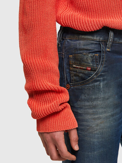 Diesel - Krooley JoggJeans® 069WR, Blu Scuro - Jeans - Image 4