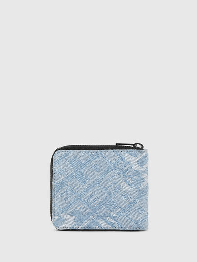 Diesel - ZIPPY HIRESH S, Blu Jeans - Portafogli Con Zip - Image 2