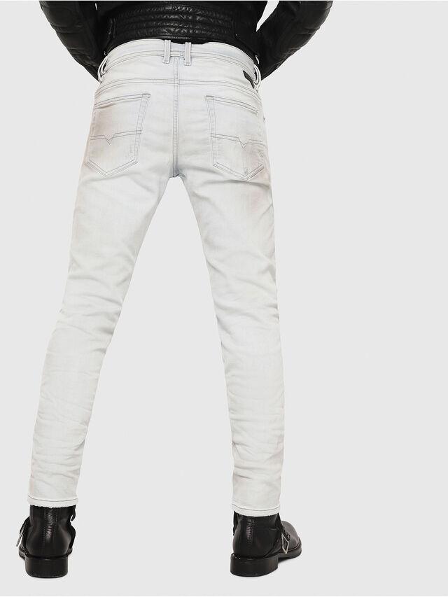 Diesel - Thommer JoggJeans 087AA, Blu Chiaro - Jeans - Image 2