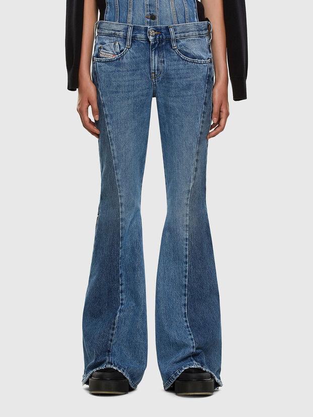 D-Ferenz 009JD, Blu Chiaro - Jeans