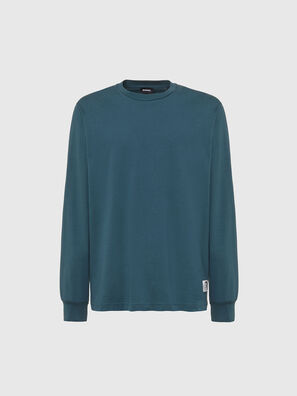 T-JUST-LS-MOHI, Verde Acqua - T-Shirts