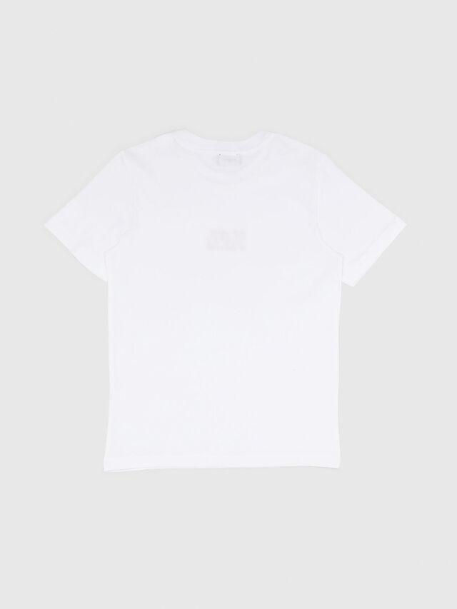 Diesel - TDIEGOSX, Bianco - T-shirts e Tops - Image 2