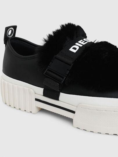 Diesel - S-MERLEY LF, Nero - Sneakers - Image 4