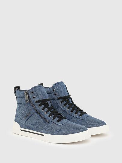 Diesel - S-DVELOWS, Blu - Sneakers - Image 2