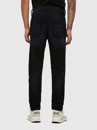 Diesel - D-Vider 084AY, Blu Scuro - Jeans - Image 2