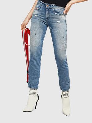 D-Rifty 084AL, Blu Chiaro - Jeans
