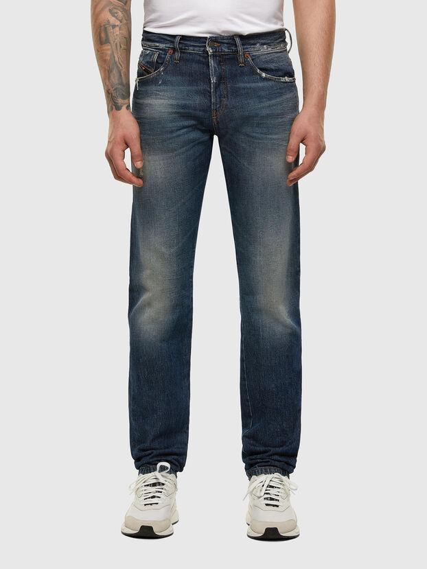 D-Kras 009EW, Blu Scuro - Jeans