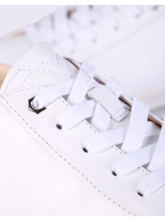 S-OLSTICE LOW W, Bianco