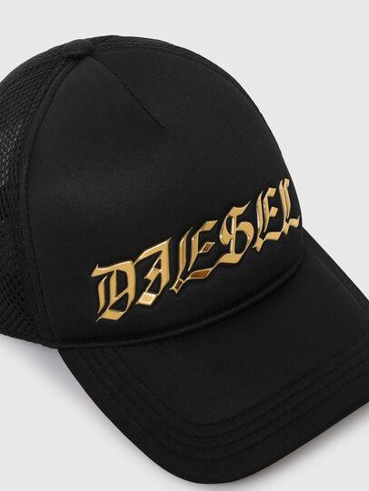 Diesel - C-TRUC, Nero - Cappelli - Image 3