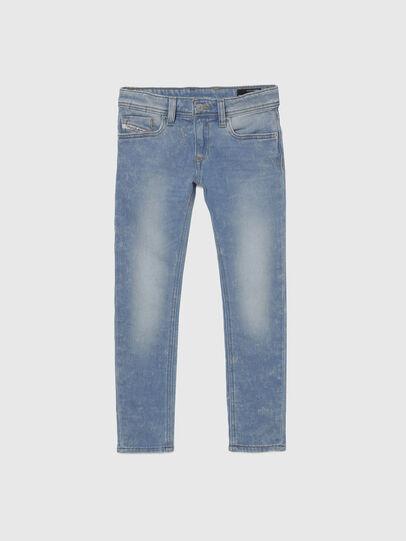 Diesel - SLEENKER-J JOGGJEANS-N, Blu - Jeans - Image 1