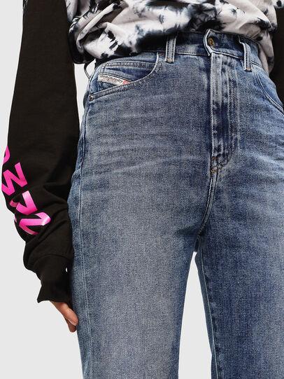 Diesel - D-Eiselle 0098W, Blu medio - Jeans - Image 4