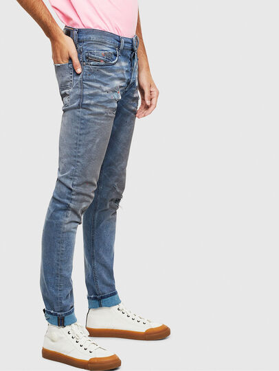 Diesel - Tepphar 009BN, Blu medio - Jeans - Image 5