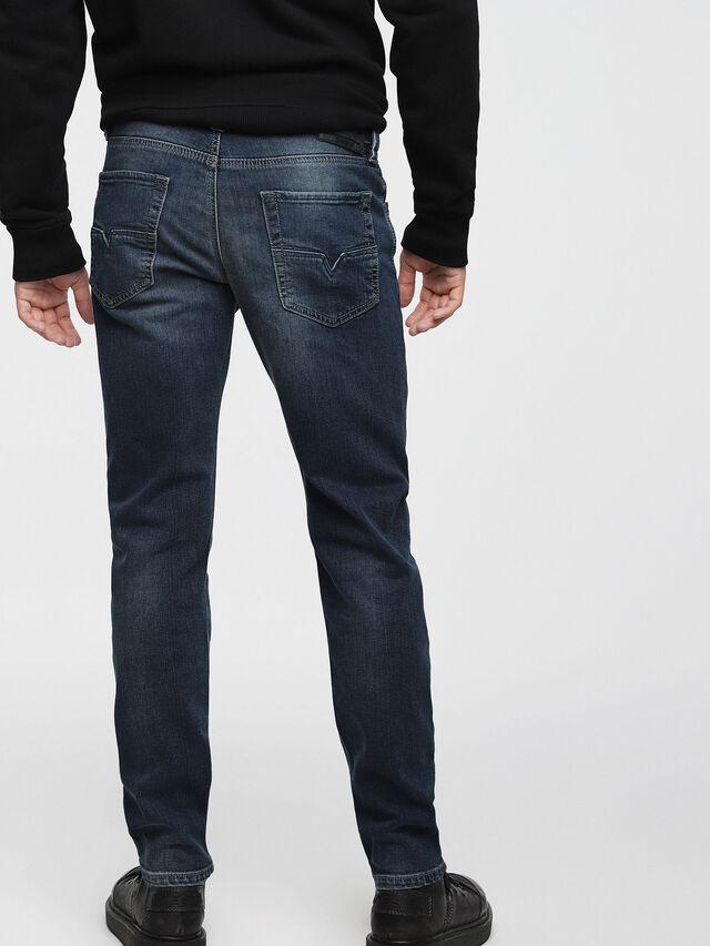 Diesel - Larkee-Beex 084BU, Blu Scuro - Jeans - Image 2