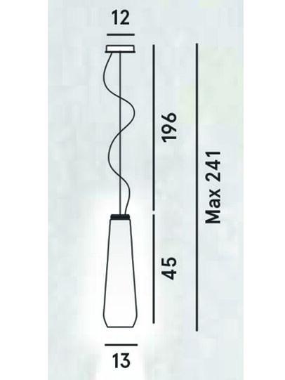 Diesel - GLAS DROP,  - Lampade a Sospensione - Image 2