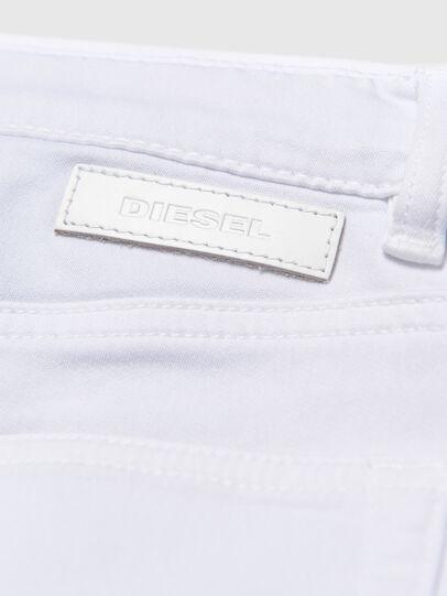Diesel - MHARKY-J JOGGJEANS, Bianco - Jeans - Image 3
