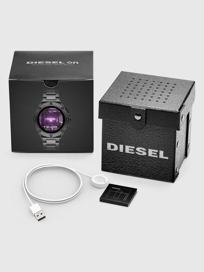 Diesel - DT2017, Grigio scuro - Smartwatches - Image 5