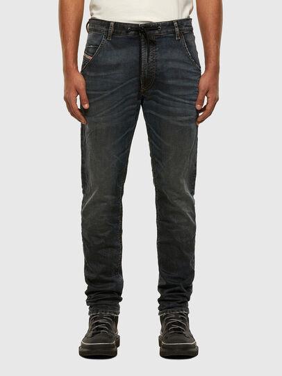 Diesel - Krooley JoggJeans 069NS, Blu Scuro - Jeans - Image 1