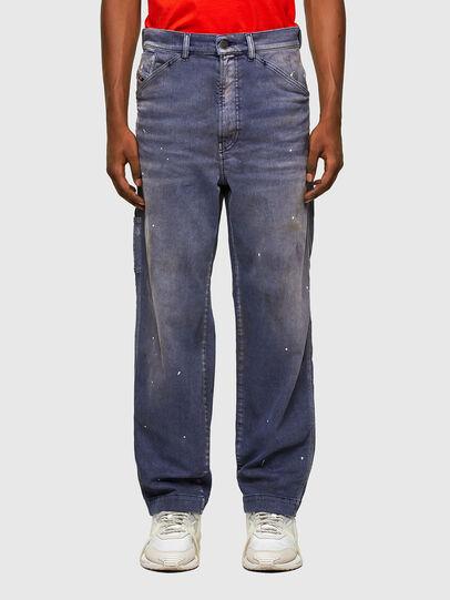 Diesel - D-Franky 009MC, Blu medio - Jeans - Image 1