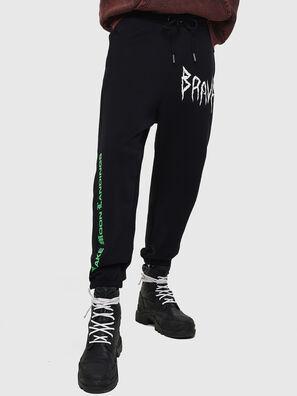 P-HUNT, Nero - Pantaloni